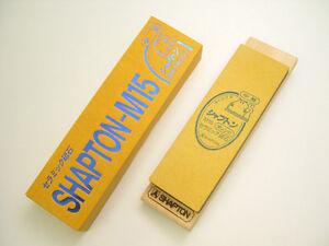 JAPANESE Shapton Sharpening Ceramic whetstones Stone M15 #1000 Orange
