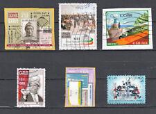 ITALIA 2011 - 6 francobolli - USATI