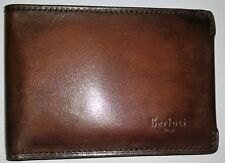 Berluti Dawn Mens BiFold Venezia Leather Wallet