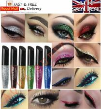 AUTHENTIC PHOERA Glitter Eyeliner Liquid Sparkly Makeup Eye Shadow Eyes liner UK