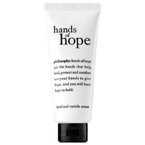 Philosophy Hands of Hope Hand and Cuticle Cream 1 oz. New with Box Mani Pedi