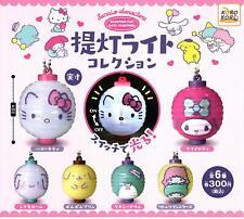 Kitan Club Mignon Chat Coiffures Sanrio Personnages 2 Gashapon 6 Set
