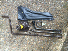 1996-02 TOYOTA 4RUNNER Factory OEM Jack, Tools, Bag Part 09111-35150 09111-60075