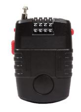 E-Scooter Drahtschloss - Diebstahlsicherung - mit Alarmfunktion Aufroll-Kabelsch