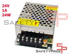 Fuente de alimentacion DC 24V 1A 24W TIRA LED Proyectos DIY Power Supply