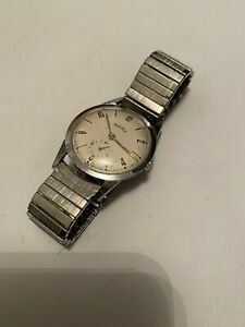 Vintage 50's Swiss Rotary Gents Watch.
