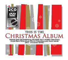 This Is The Christmas Album 2-CD+The Great Rupert DVD NEW SEALED Bing Crosby+