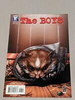 The Boys #6 February 2007 DC Wildstorm Comics Amazon Show 1st Series Ennis