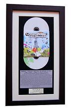 PAUL OAKENFOLD Creamfields CLASSIC CD Album QUALITY FRAMED+EXPRESS GLOBAL SHIP