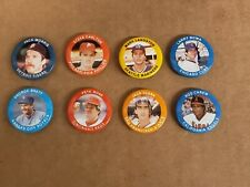 Fun Foods Baseball Pins lot of 8 Different 1984