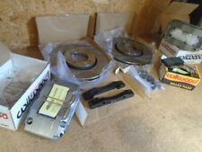 TRIUMPH TR6 ** reforzadas Freno Kit-wilwood Calibradores con ventilación Discos todos los accesorios TR5