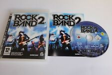 Rockband 2 ps3 Sony PlayStation 3