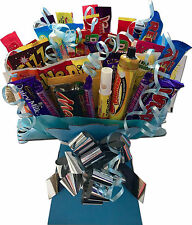 Retro Sweets & Chocolate Bar Bouquet Sweet Tree Explosion Unique Birthday gift