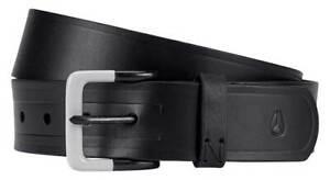 Nixon DNA Belt - Black / White / Black - New
