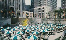 Post Card - New York / Rockefeller Center and Lower Plaza