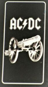 AC/DC Band Beach Towel Pool Bath Towel 'For Those About To Rock Cannon' NEW NWT