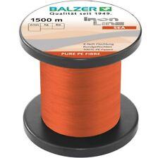 Balzer IRON LINE SEA 0,25mm - 1500m Großspule Meeresschnur - geflochtene Schnur