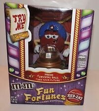 2008 M&M'S RED-INI FUN FORTUNES LIMITED EDITION VARIANT CANDY DISPENSER