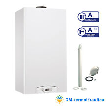Caldaia a Gas a Condensazione Ariston Thermo Group 24 kW Metano ErP Kit Fumi