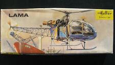 Heller 341 - LAMA SA 315 B - 1:50 Hubschrauber Modellbausatz Helicopter Kit