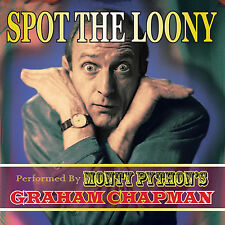 GRAHAM CHAPMAN of MONTY PYTHON New UNRELEASED 1988 LIVE STAND UP CD