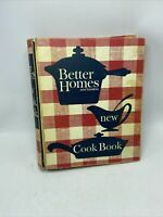 Better Homes & Gardens Cook Book 1962 Second Printing Vintage Ring Binder