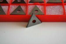 25mm Triangle Scraper Blade High Carbon Steel To Suit BahcoErgo625 Scraper 5 Pcs