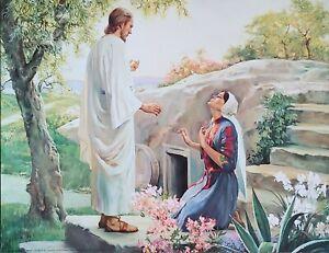 Christian Art Print Resurrection