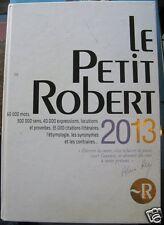 PETIT ROBERT 2013 (GF), dictionnaire,  Relié  REY-DEBOVE