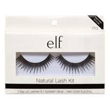 e.l.f. Natural Eyelash Kit, 2 Ounce PK 6