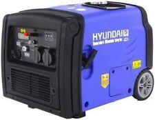 Gruppo elettrogeno generatore di corrente HYUNDAI 3kW INVERTER SILENZIATO