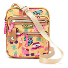 Lily Bloom Beach Days Cross Body Messenger Bag NWT