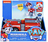 New in box Nickelodeon Paw Patrol Marshall's Transforming Fire Engine