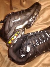 New Nike Tn. Airmax Vapor  running shoes black color men's size 10 without box.