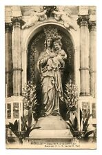 CPA-Carte postale- Belgique - Averbode - Statue Notre Dame - 1928 (CP192)