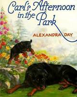Carl's Afternoon in the Park-ExLibrary