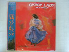 RICK BRAUN GYPSY LADY / WITH OBI