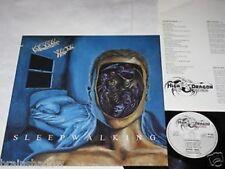 APRIL 16TH sleepwalking LP High Dragon F 1988 Rare METAL