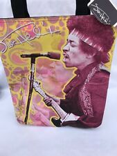 Nwt Jimi Hendrix by Gina Alexander Rocker Couture Carry All Tote Bag Unique!