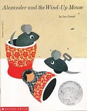 Alexander and the Wind-Up Mouse by Leo Lionni (Paperback)