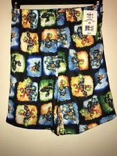 SKYLANDER Kaos Theory Boys' Pajama Sleep Pants MULTICOLOR Size S(4/5)NWT Comfort