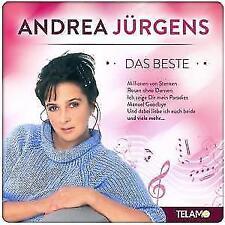 Andrea Jürgens - Das Beste - CD NEU/OVP