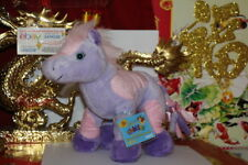 WEBKINZ MYSTIC PONY.COMES WITH SEALED/UNUSED CODE/TAG-NICE GIFT