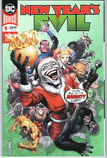 New Year's Evil Special #1 NM 2020 DC Comics Joker Batman Who Laughs HarleyQuinn