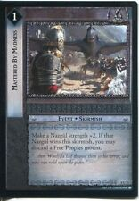 Lord Of The Rings CCG Card SoG 8.U73 Mastered By Madness