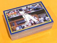 50) BO JACKSON Kansas City Royals1990 Score All Star MVP Baseball Card #566 LOT