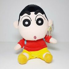 "[Shin Chan] Crayon Shin-Chan Japan Animation 10""25cm Medium Plush Doll Licensed"