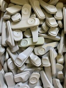 50 GENUINE SENSORMATIC SECURITY SHOP TAGS AND PINS    USED