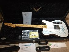 Fender Esquire /Tele Custom Shop Limited Relic : $4500.Pin Stripe :20 Made: 2011