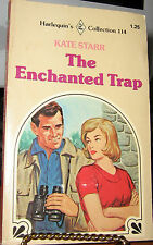 THE ENCHANTED TRAP by KATE STARR 1977